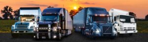 Big Rig Truck Insurance Specialists help you properly insure your trucks.